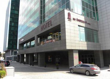 Hotel Andersia w Poznaniu
