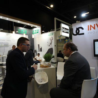 Stoisko Investcover na Międzynarodowych Targach Teletechnika 2020